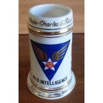 12th Air Force Beer Stein Nude Lithophane