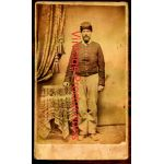 Civil War Union Soldier Portrait