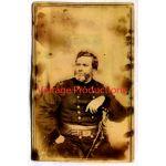 Civil War Portrait of General Thomas