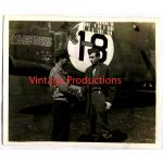 """B-24 Bomber """"Tailenders"""" Photo"""