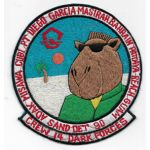US Navy Patrol Squadron / VP 2 Crew 14 Joe Camel Cruise Squadron Patch