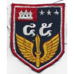 Vietnam Era Cambodian 45th Brigade 7th Division Patch