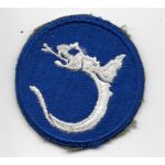 WWII 130th Ghost / Phantom Division Patch