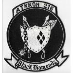 Attack Squadron 216 Japanese Made Squadron Patch