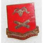 WWII - Occupation 241st Field Artillery Battalion Theatre Made DI