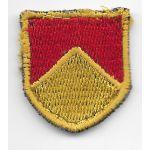 WWII 36th Field Artillery Cloth DI