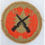 WWII Japanese Army Marksmanship Specialty Patch