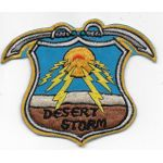 Operation Operation Desert Storm Tour Patch