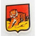 WWII 398th Armored Field Artillery Battalion Plastic DI