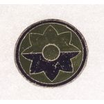 Vietnam 9th Division Subdued Beercan DI