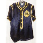 WWII - 50's US Navy Baseball Shirt