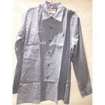 100 Pieces Dead Stock 1960's-70's Private Purchase Navy / Prison Chambray Work Shirts