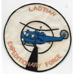 Vietnam 17th Cavalry Squadron Laotian Expeditionary Force Pocket Patch
