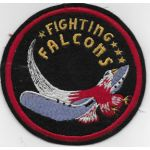 WWII US Marine Corps VMF-221 Fighting Falcons Squadron Patch
