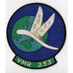 Vietnam Era US Marine Corps VMR-253 Squadron Patch