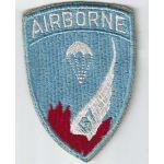 187th RCT / Regimental Combat Team Light Blue Background Patch