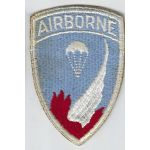 1950's 187th RCT / Regimental Combat Team Light Blue Background Patch