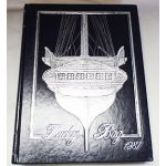 US Naval Academy Lucky Bag Yearbook Dated 1987