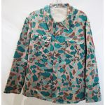 1960's Turkish Special Forces Camo Shirt