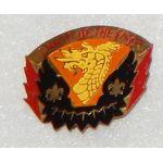Vietnam 160th Signal Brigade Beercan DI