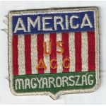 WWII - Occupation Hungarian Occupation Forces Patch