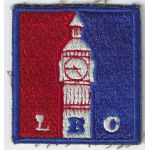 WWII London Base Command Patch