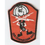 1950's-60's 82nd Airborne Signals Pocket Patch