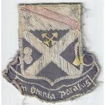 Vietnam 18th Infantry Regiment Pocket Patch