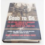 Autographed Copy of Good To Go by Harry Constance Signed By Author