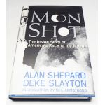 Autographed Copy of Moon Shot by Alan Shepard Signed By Several Astronauts