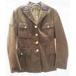 WWII New York City Staten Island Women's Defense Motor Corps Jacket