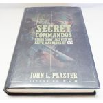 Autographed Copy of Secret Commandos by John L. Plaster 4 SOG Signatures