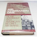 Autographed Copy of Air Commando One by Warren A. Trest Multiple Commando Signatures