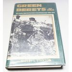 Autographed Copy of Green Berets At War by Shelby L. Stanton Signed by 64 SOG Members and Others