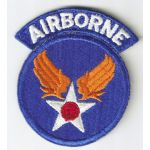 WWII Air Rescue / Aviation Engineers Army Air Forces Patch