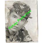 Vietnam ARVN Airborne Soldier Studio Photo