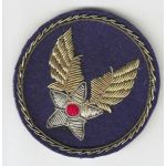 WWII Army Air Forces Headquarters CBI Made Bullion Patch