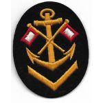 WWII German Signal Senior NCO Kriegsmarine Rate