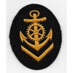 WWII German Senior Engineer NCO Kriegsmarine Rate