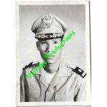 South Vietnamese Army / ARVN Major Studio Photo