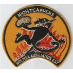 1940's-50's US Navy VC / VF-4 Nightcappers Squadron Patch