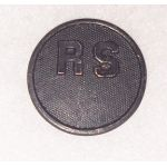 WWI Recruiting Service Enlisted Collar Disc