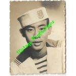 Early South Vietnamese Navy  Enlisted Photo