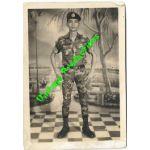South Vietnamese Marine Corps Wearing ERDL VNMC Uniform Photo
