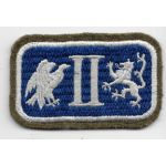 WWII 2nd Corps Woolie Patch