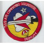 Vietnam US Air Force 309th Air Commando Squadron Patch