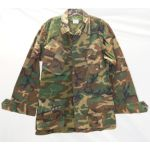 Vietnam New Old Stock Two Tone Brown Dominate & Lime Green ERDL Camo Shirt