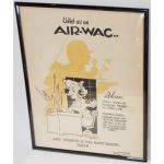 WWII AAF Enlist As An Air-WAC Recruiting Poster