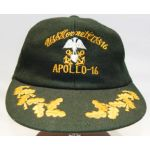 1972 Apollo-16 USS Hornet Japanese Made Recovery Ballcap