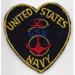 WWII US Navy Sweetheart Patch